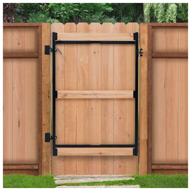 Adjust A Gate Gate Building Kit 60 Quot 96 Quot Wide Opening Up