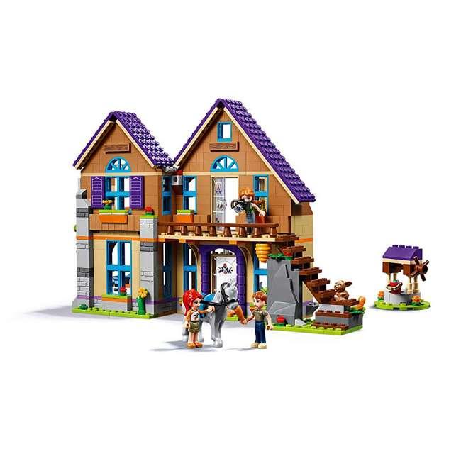 6251511 LEGO Friends 41369 Mia's House 715 Piece Block Building Kit with 3 Minifigures 2
