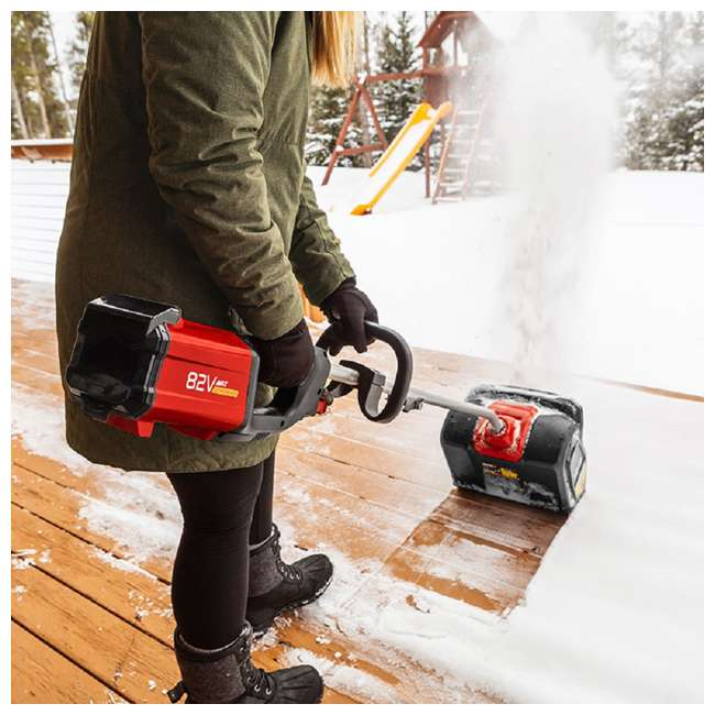 1696871 Snapper XD 82V Max Cordless Snow Shovel Tool (Battery and Charger Not Included) 4