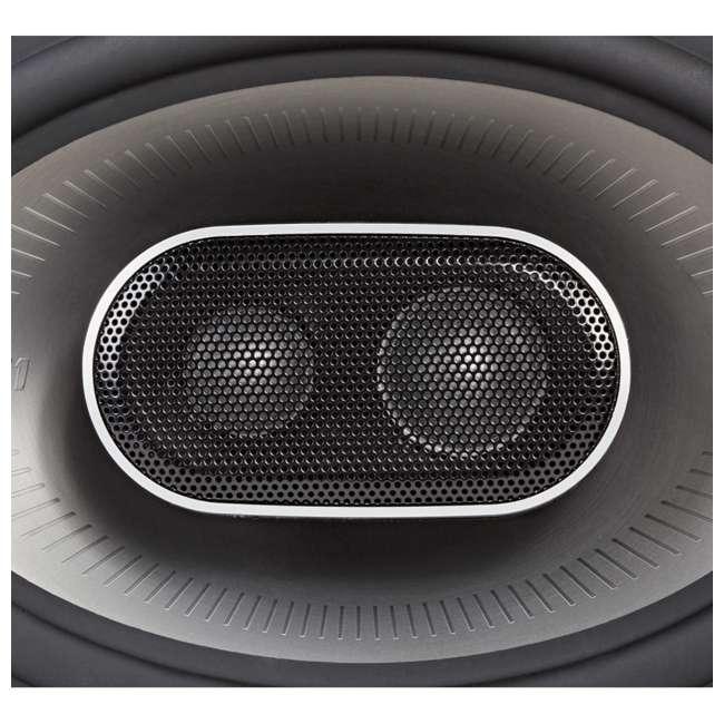 MM692 Polk Audio MM1 Series 6x9-Inch 450-Watt Coaxial Speakers (2 Pack) 2