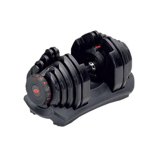 3 x BOWFLEX-001-4551-U-A Bowflex 1090 Workout Dumbbell w/Adjustable Weight (Open Box) (Single) (3 Pack)