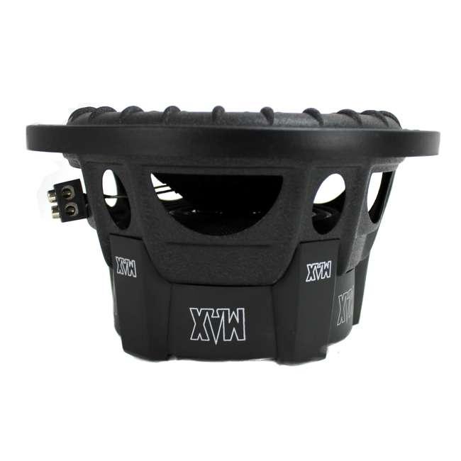 MAXP84 Lanzar MAXP84 800W 8-Inch Power Subwoofer 2