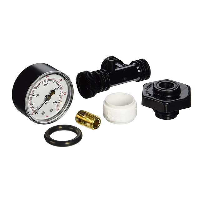 24850-0105 Pentair 24850-0105 Valve & Gauge Assembly Sta-Rite Pool & Spa Replacement Part