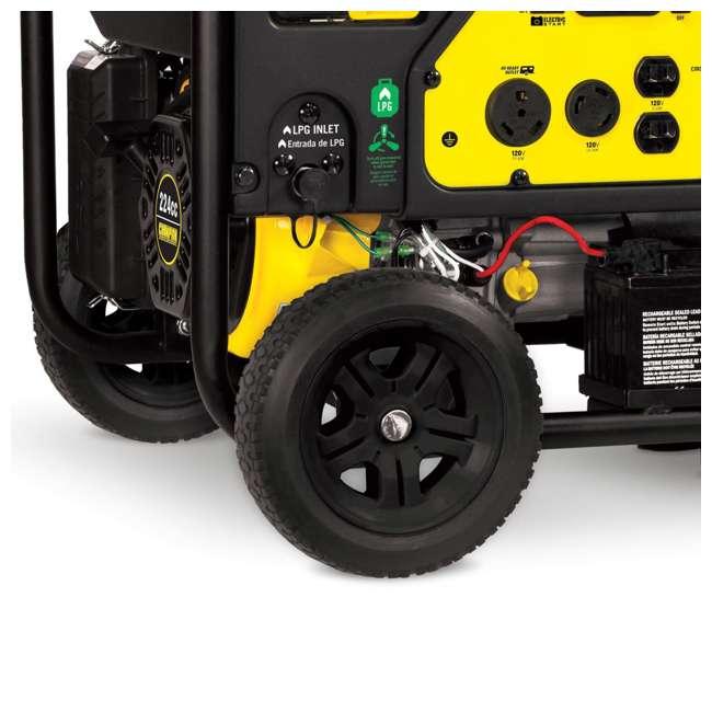 CPE-GN-76533 Champion 3800-Watt Portable RV-Ready Dual-Fuel Generator 2