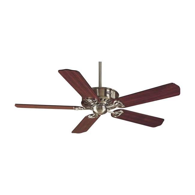 23254 Hunter 23254 Paramount 54 Inch 5 Blade Reversible Ceiling Fan, Cherry/Chestnut