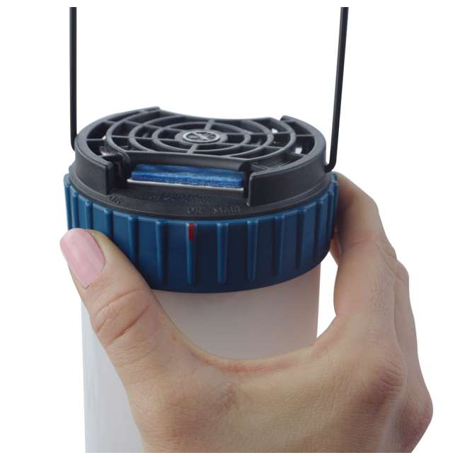 MRCLE Thermacell Mosquito Repellent Lookout Lantern, Blue 5