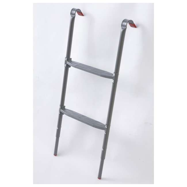 ACC-LADFS JumpKing Two Step Removable Trampoline Ladder with Flat Steps    ACC-LADFS 2