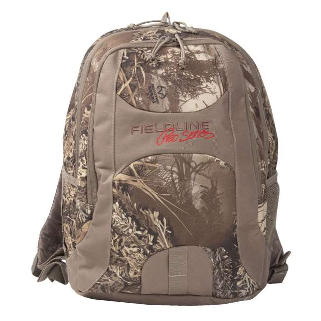 FCB037FLP-RTX1 Fieldline Pro Series Matador 29 Liter Camo Hunting Gear Backpack, Back Country 1
