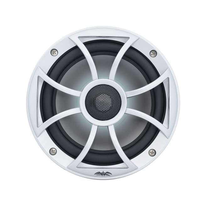 "RECON6SRGB Wet Sounds Recon 6.5"" 2-Way Marine Speakers w/ LED lights 2"