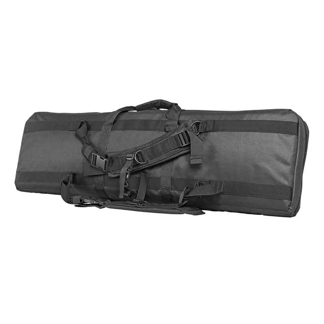 CVDC2946U-42 NcSTAR CVDC2946U-42 Vism 42 Inch Double Carbine Gun Carrying Case, Urban Grey 1