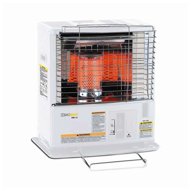 HMN-110 Sengoku HeatMate Economic Portable Indoor/Outdoor Radiant Kerosene Space Heater