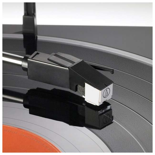 AT-LP60WH-BT-OB Audio-Technica Fully Automatic Bluetooth Turntable Record Player 1