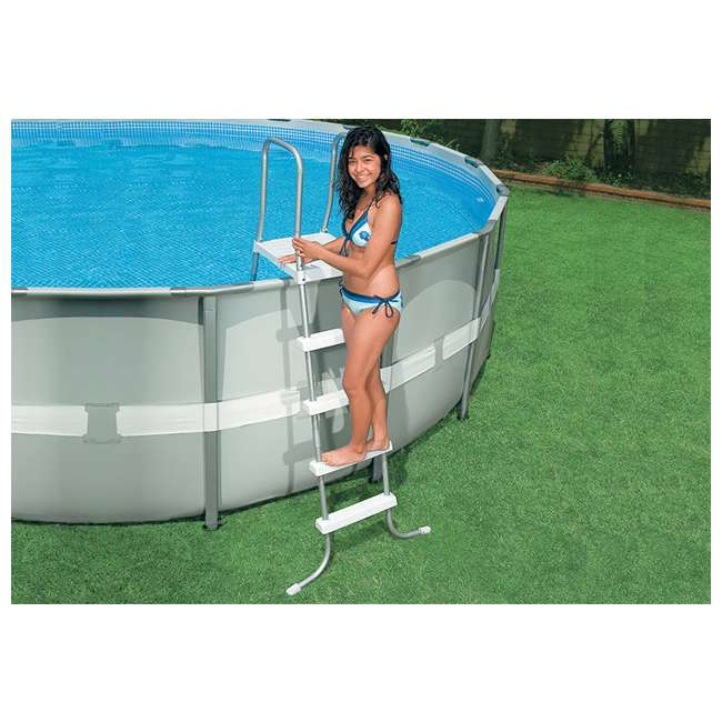 intex 22 x 52 ultra frame pool set