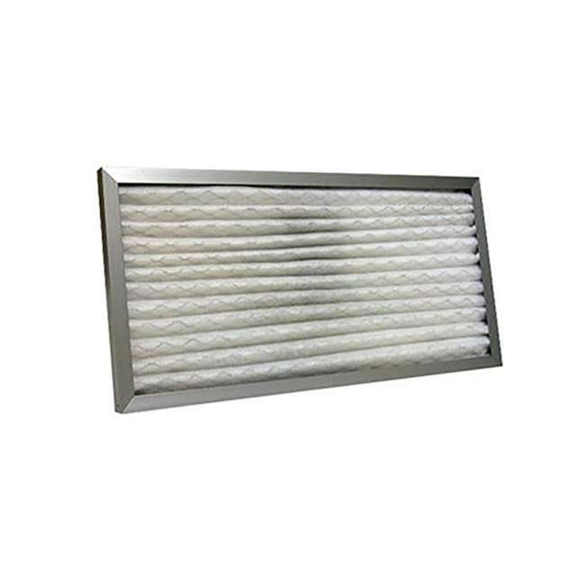 JPW-708620B + JET-708732 + JET-708731 Jet Air Filtration System w/ Pleated and Washable Replacement Filters 2