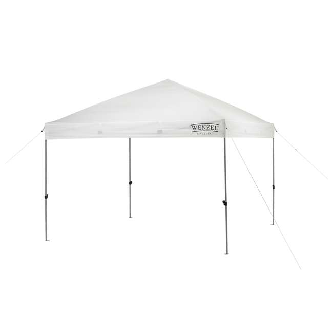 33046-U-A Wenzel Smartshade 10 x 10-Foot Pop Up Canopy Tent