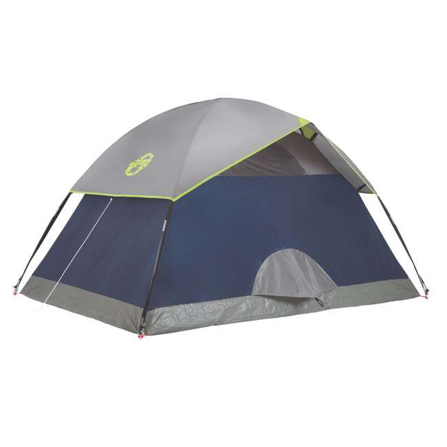 4 x 2000024579 Coleman Sundome 2 Person Tent (4 Pack) 2