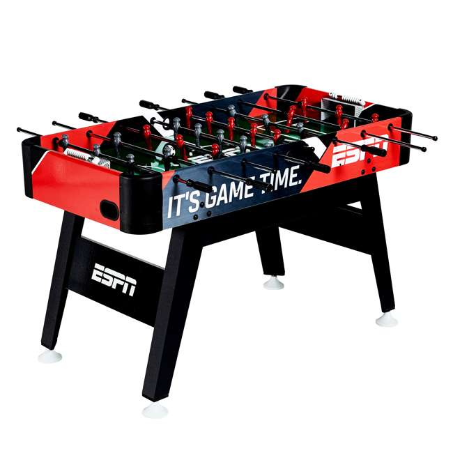 1625417 MD Sports ESPN 54-Inch Foosball Soccer Table with Accessories (2 Pack) 1