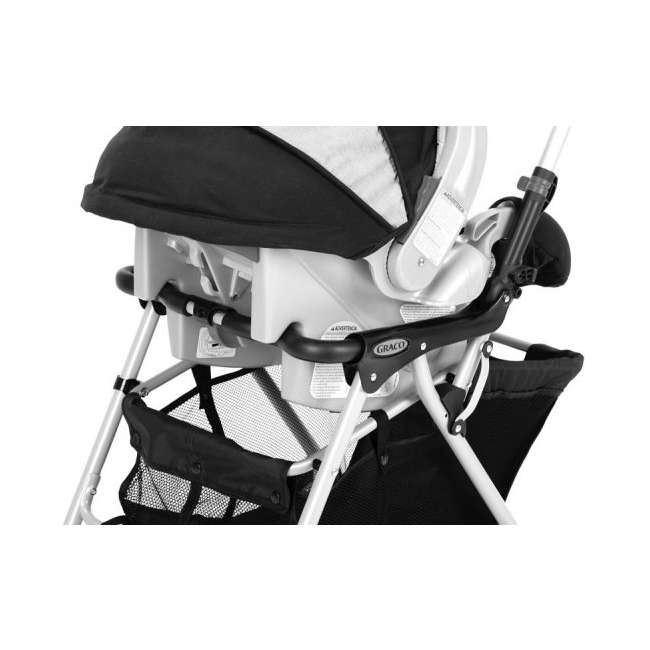 Graco SnugRider Infant Car Seat Frame Stroller : 6001BCL1