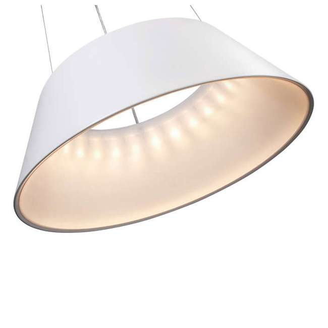 PLC-405503148 Philips 405503148 Ledino Cielo Pendant Light, White (2 Pack) 2