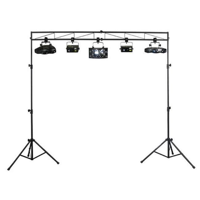 LTMTS8 Odyssey 8' Portable DJ Lighting Truss System (2 Pack) 3