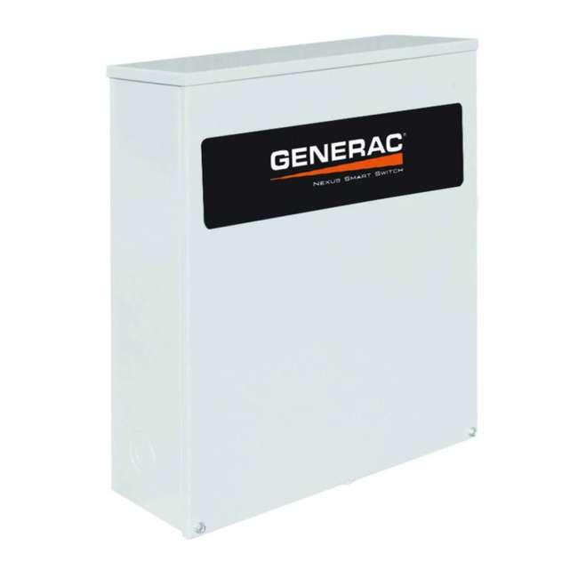 GNRC-RXSC100A3 Generac 100-Amp Single-Phase Automatic Smart Transfer Switch