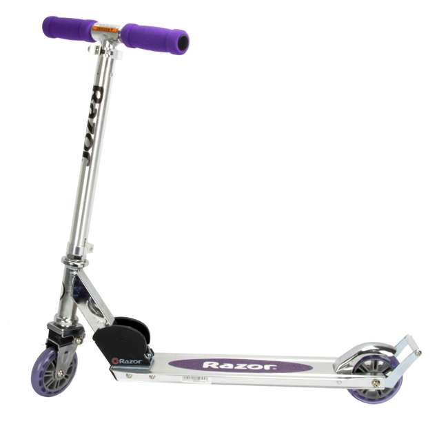 13003A2-PU Razor A2 Kick Scooter (Purple) 1