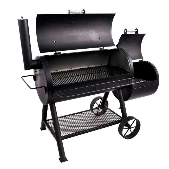 Backyard Bbq Okc: Char-Broil Oklahoma Joe's Longhorn Offset Backyard Smoker