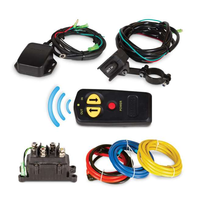 CPE-WN-18029 Champion Wireless Remote Control Kit for 5000-Pounds or less ATV/UTV Winches