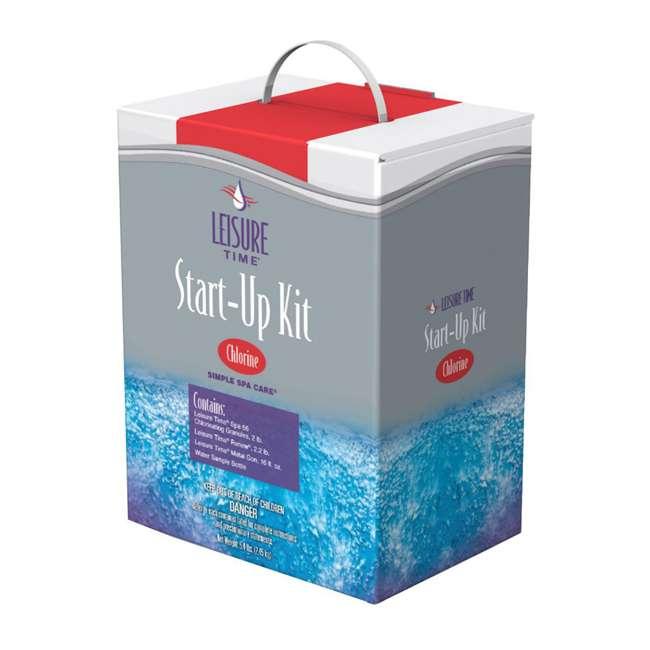 54124E-BW + 3 x 90352E-BW + 58421-BW + 45520A Bestway SaluSpa Spa Hot Tub, Filter, Tool & Sanitizer Kit  6