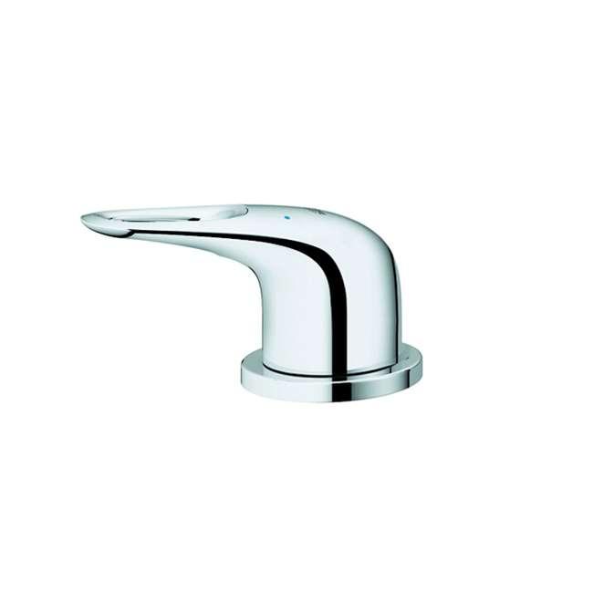 19991003-U-A Grohe Eurostyle 4 Hole Bathtub Faucet w/ Handshower, Chrome (Open Box) (2 Pack) 1