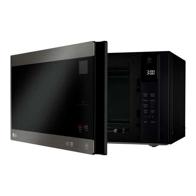 LMC1575BD-RB-U-A LG NeoChef Stainless Steel 1.5 Cubic Feet Microwave (Certified Refurbished) 3