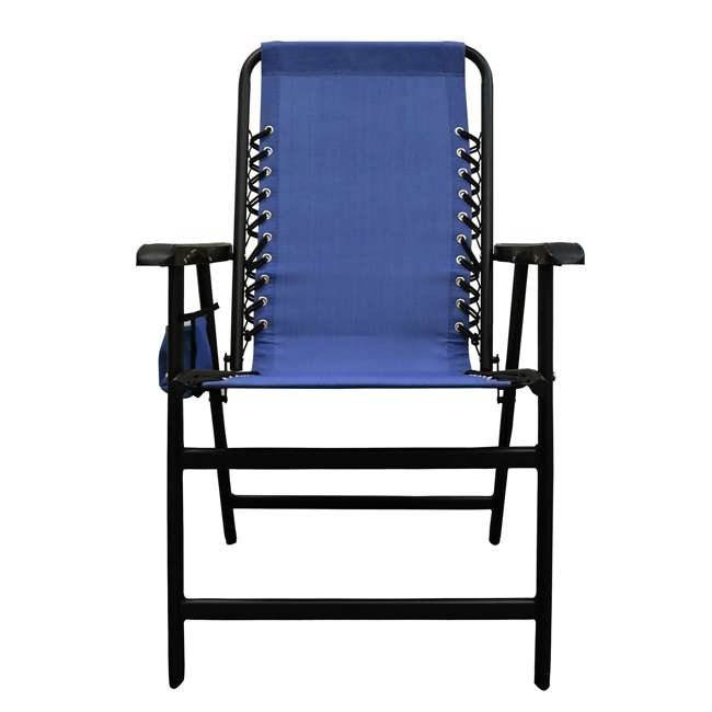 CVANXFC01022-2PK Caravan Canopy Infinity Suspension Chair w/ Cupholder (2 Pack) 4