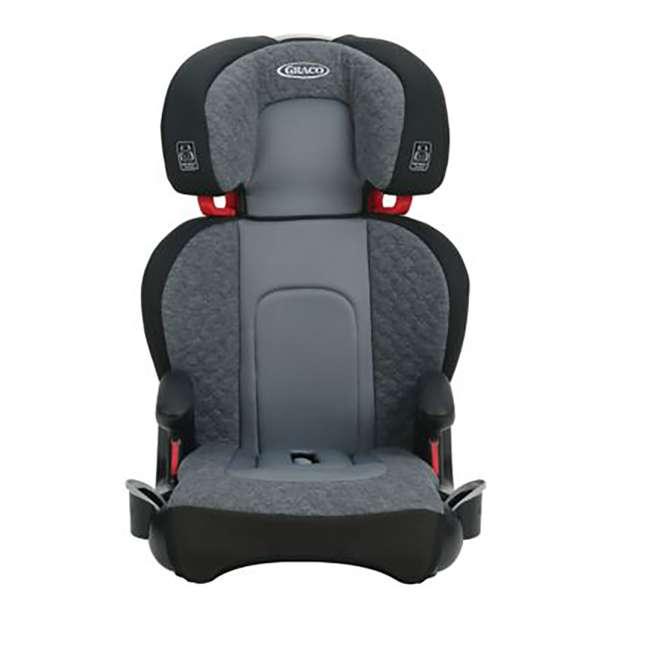 2035170-U-A Graco Highback TurboBooster Height Adjustable Car Seat, Denver (Open Box) 4