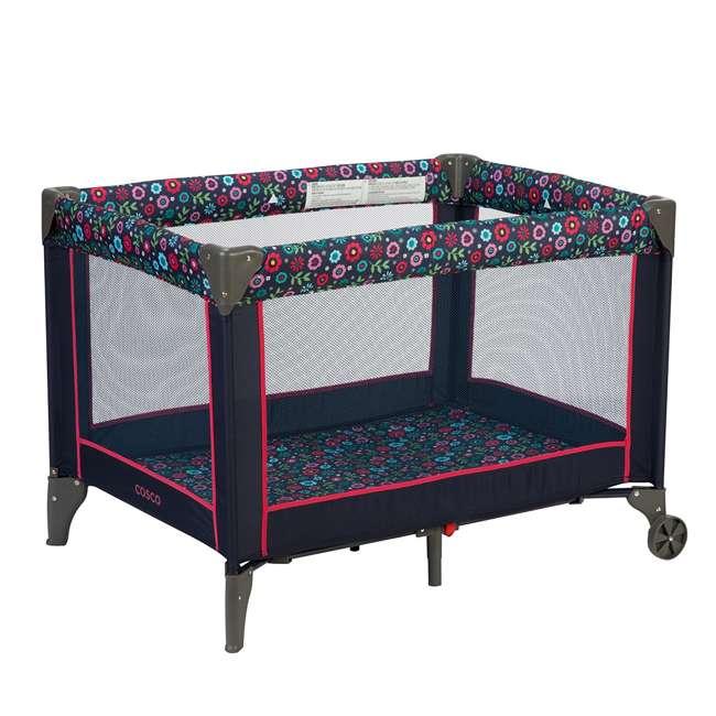 PY363DWD Cosco Funsport Portable Baby Play Yard, Flower Garden (2 Pack) 3