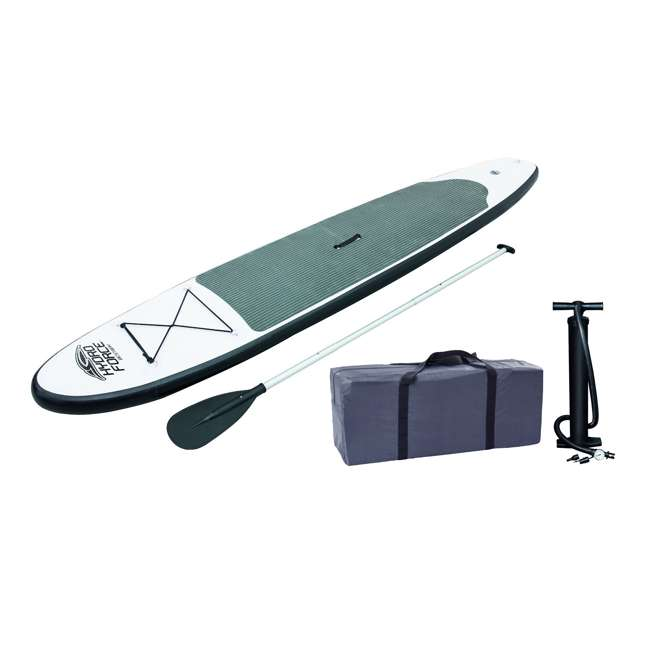 65055-BW Bestway Inflatable Hydro-Force Wave Edge Paddle Board (2 Pack) 10