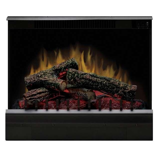 DFI2310-OB Dimplex DFI2310 Deluxe 23-Inch Log Set Electric Fireplace Insert (Open Box) 1