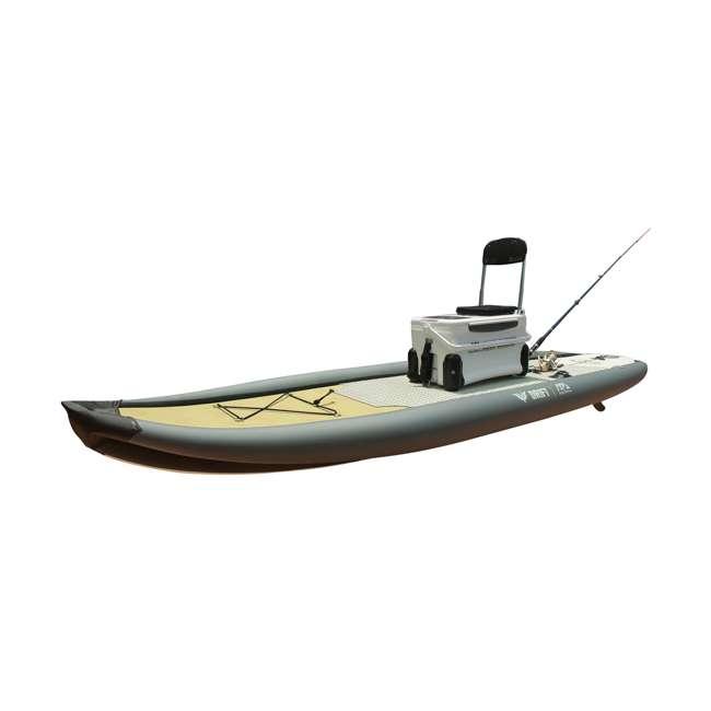 BT-18DRP Aqua Marina Drift 10-Foot iSUP Stand Up Paddleboard  2