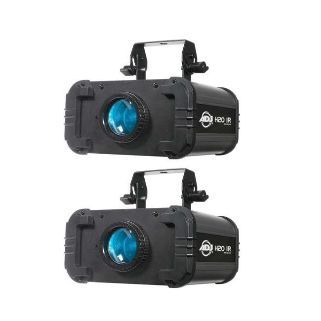 H2O-IR American DJ H2O IR LED Water Flowing Light Effect (2 Pack)