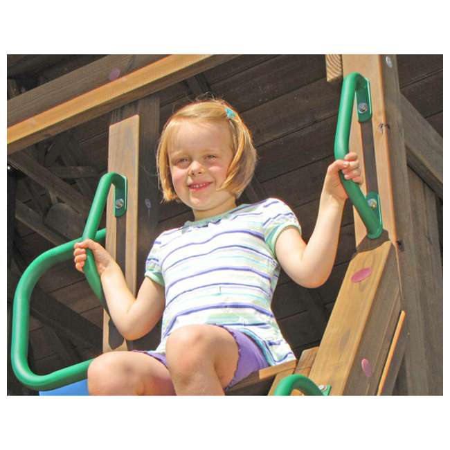 AJ957-400 Creative Playthings AJ957-400 Kid Playground Safety Grip Hand Hold Bars (2 Pack) 2