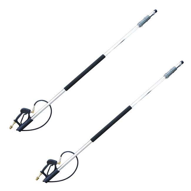 ARTEL-18C AR Blue Clean Power Washer Artel-18C Crane Telescoping Lance (2 Pack)