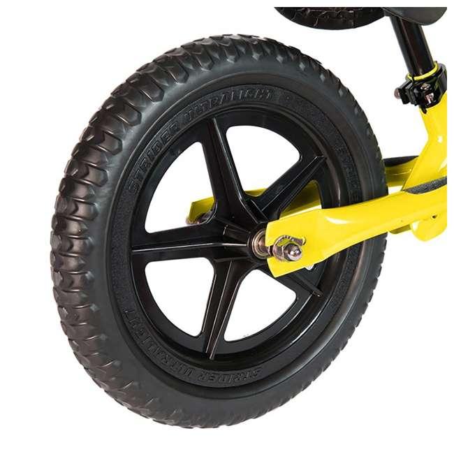 ST-S4YE Strider 12 Sport Balance Kids Learning Bike, Yellow 2