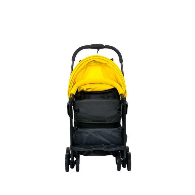 KE-7701BATYL Kids Embrace DC Comics Batman Lightweight Compact Stroller with Canopy, Yellow 5