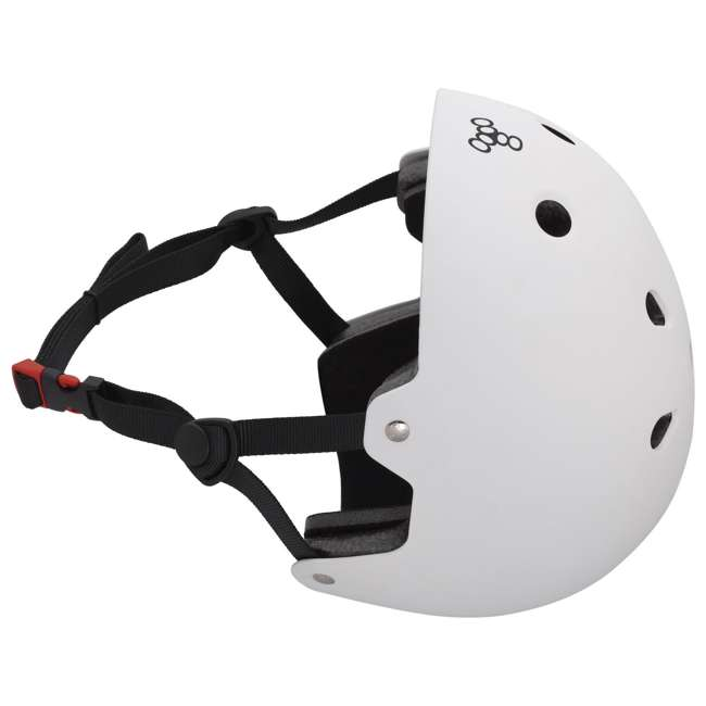 6 x T8-3017 Triple 8 Hardened Dual Certified Skate Bike Helmet, S/M (6 Pack) 1