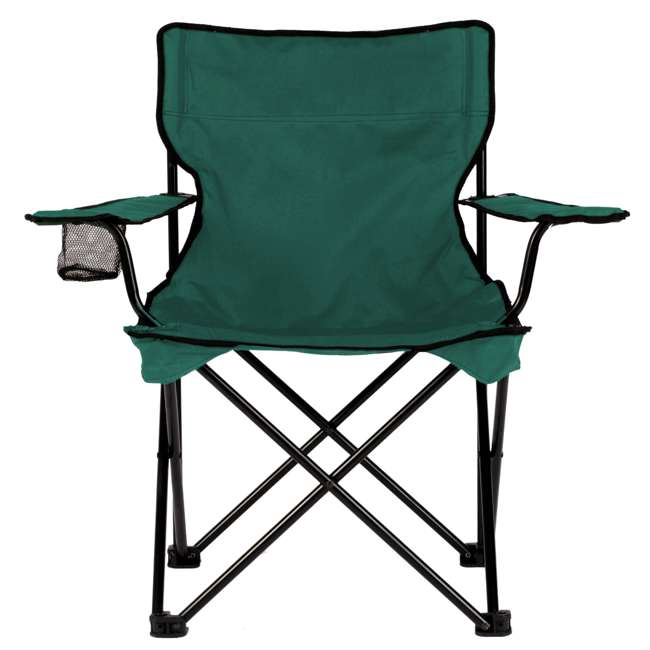 589CG TravelChair 589 C Series Rider Foldable Outdoor Camping Chair with Bag, Green