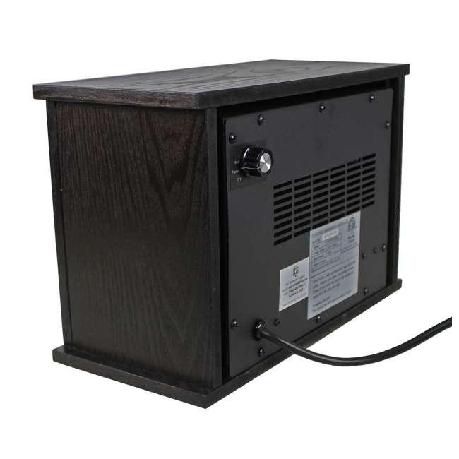 Lifepro 750 Watt Infrared Mini Fireplace Heater Ls Pcfp1056