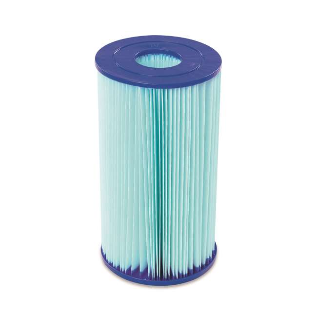 58505E-BW-U-A Bestway Flowclear Type IV Type B Replacement Pool Filter Cartridge (Open Box)