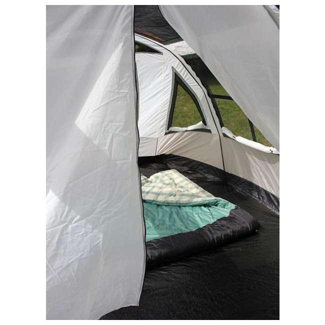 DT201080 Tahoe Gear Prescott 12 Person 3-Season Family Cabin Tent 6