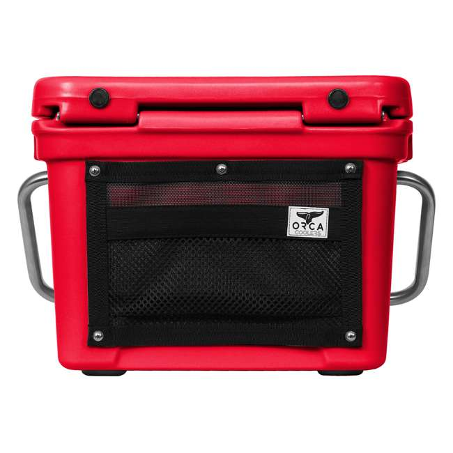 ORCRE/RE020 ORCA 20-Quart 4.16-Gallon Ice Cooler, Red 2