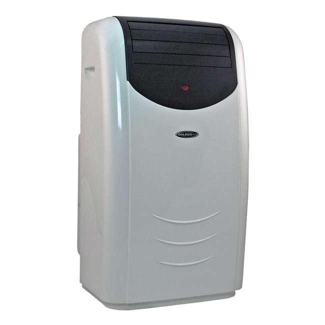 Soleus Air 14 000 Btu 4 In 1 Portable Ac Heater