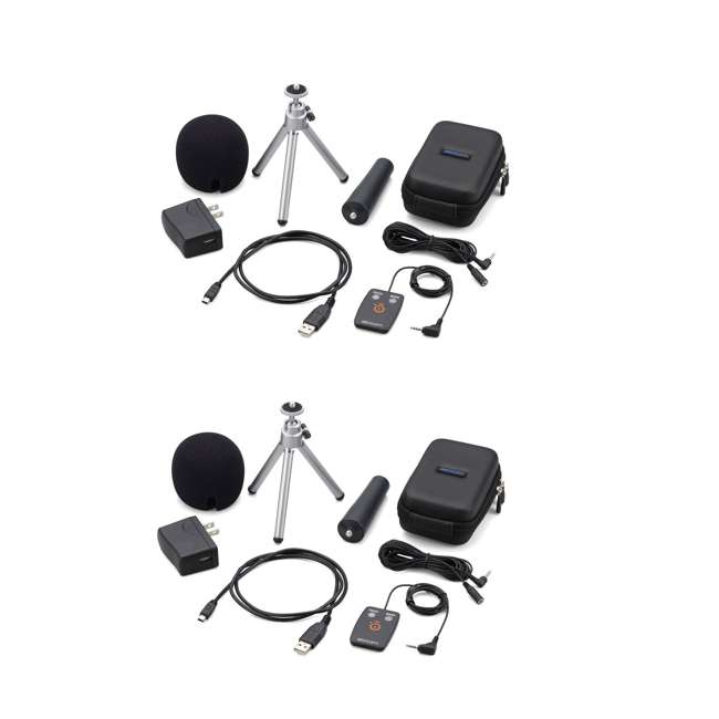 ZH2NAP Zoom APH-H2n H2n Digital Recorder Accessory Pack (2 Pack)
